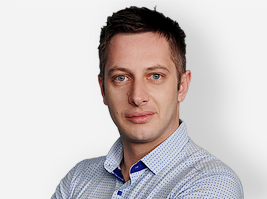 Tomasz Sokół, Co-Founder, Managing Director
